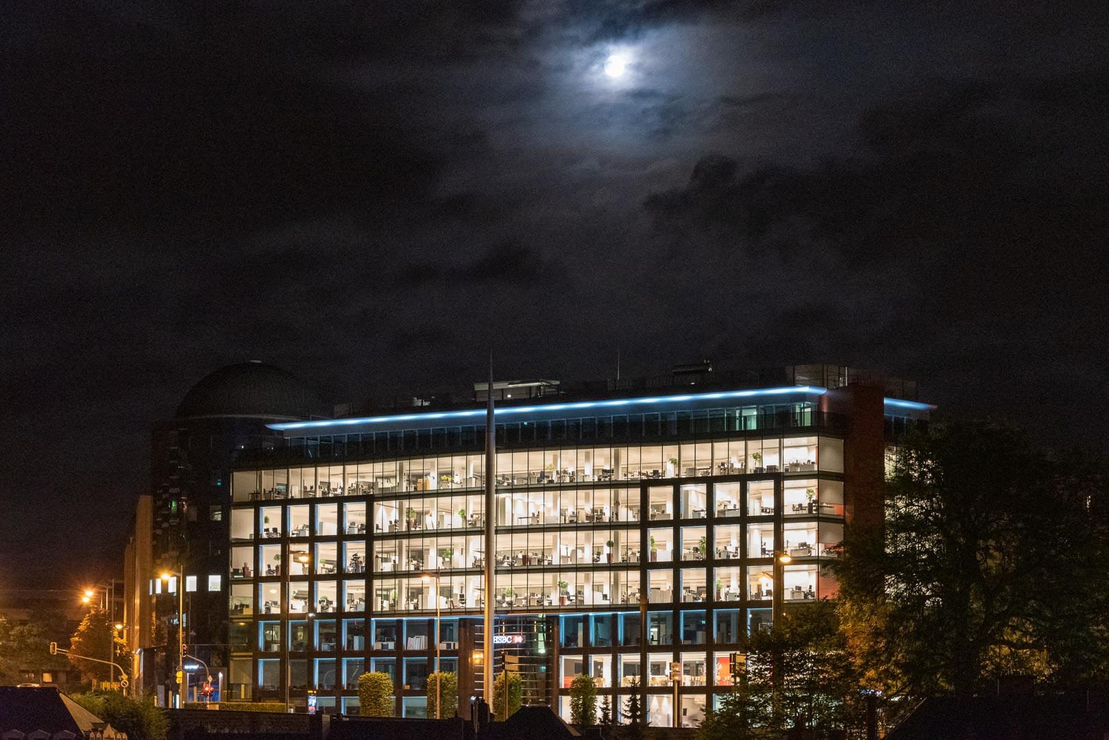 Prestation Architecture nuit extérieur