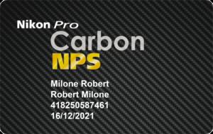 carte Nikon Pro 2020